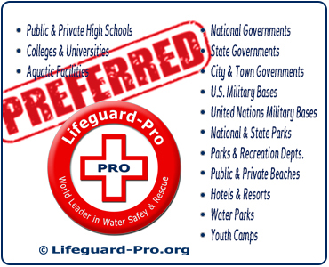 Preferred Lifeguard Certification Courses & Water Safety Instructor Training Classes | Lifeguarding & WSI
