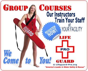 Group Classes at Your Facility | Lifeguard Certification Courses & Water Safety Instructor Classes | Lifeguarding & WSI Training