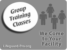 Group Courses | Instructors Go to Your Facility